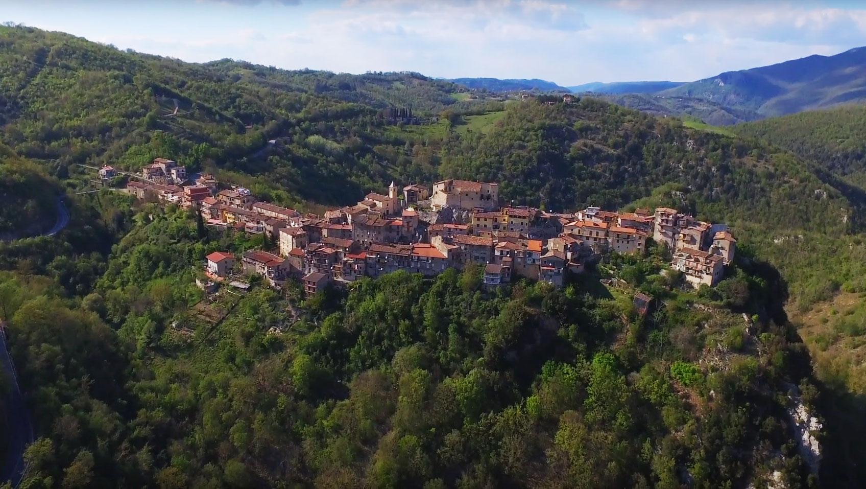 Posticciola Rieti Lazio Paese