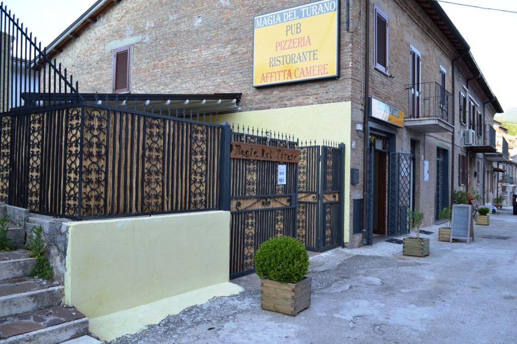 Ristorante e Camere Magia del Turano Posticciola