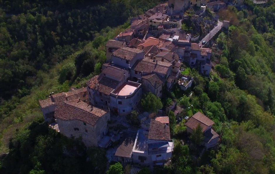 Posticciola Rieti Lazio