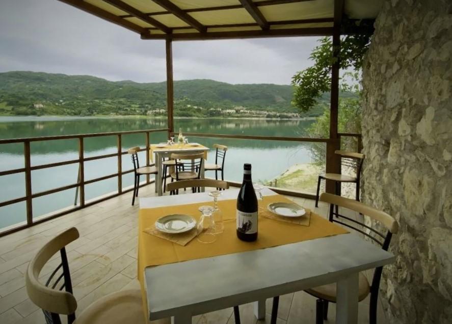 Dove mangiare, Ristoranti al Lago Turano, Ascrea, Castel di Tora, Colle di Tora, Paganico